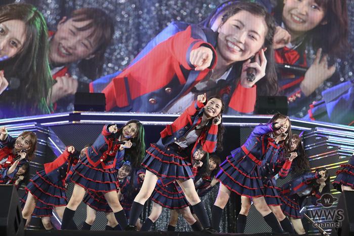 【オフィシャルレポート】SKE48、地元名古屋での単独コンサートで14,000人が歓喜