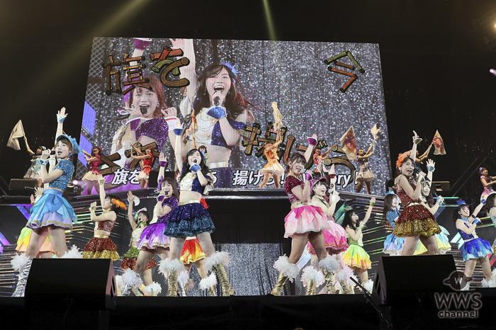 【ライブレポート】SKE48が地元・名古屋で熱狂の単独コンサート開催!松井珠理奈「ファンのみんなは家族です」