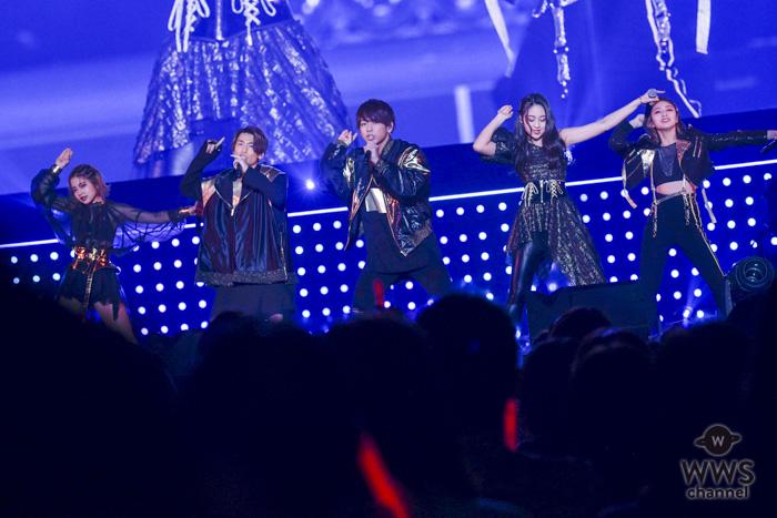 男女混合5人組パフォーマンスグループ・lol(エル・オー・エル)が激しいダンスパフォーマンス!<TOKYO GIRLS MUSIC FES. 2018>