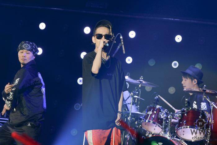 【ライブレポート】清水翔太が優しい歌声でオーディエンスを魅了!<TOKYO GIRLS MUSIC FES. 2018>