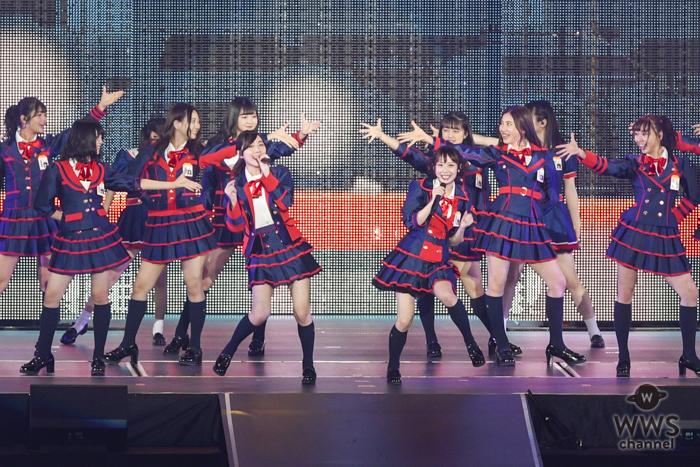 【ライブレポート】SKE48・入学式に1万5000人が入学! 卒業はナシ。留年は大歓迎!? 4年ぶりのSSA単独コンサート開催!斉藤「『未来を作る』ためのライブ」