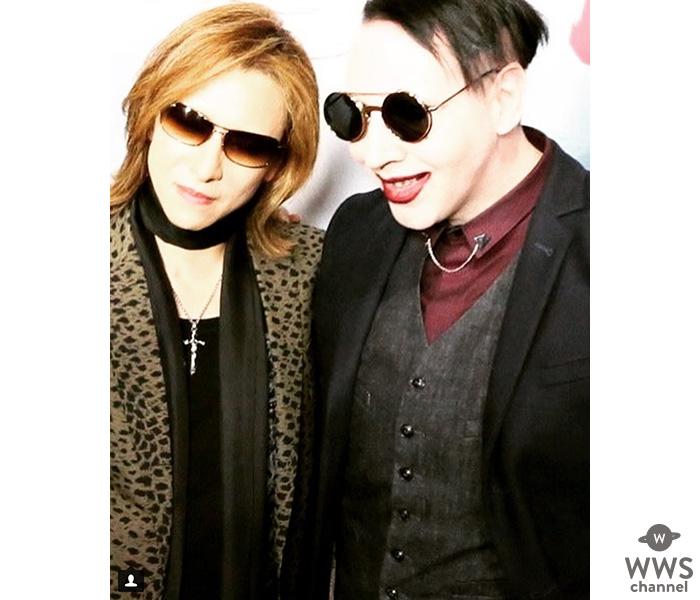 米国コーチェラフェスティバルの「X JAPAN」ギグにて YOSHIKI とマリリン・マンソンが夢の共演か 海外大手メディアからは高い評価が殺到
