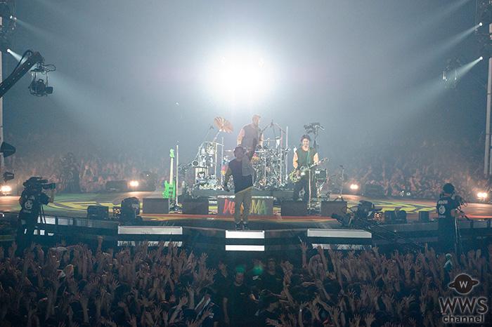 【ライブレポート】WANIMA 初の映画主題歌となる新曲「Drive」やCMでも話題の「シグナル」等全24曲を披露!! 「Everybody!!Tour」幕張メッセ2DAYS公演完遂!!