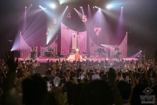 【ライブレポート】MACO 全国TOUR FINAL公演で、新曲『君のシアワセ』を初披露