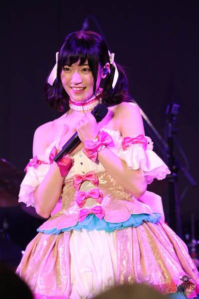 【動画】前島亜美にインタビュー!ニコニコ超会議で生バンドと一緒にライブステージ!