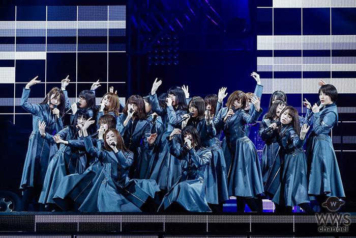 【ライブレポート】欅坂46、2周年記念ライブ3daysに2万4千人が大熱狂!