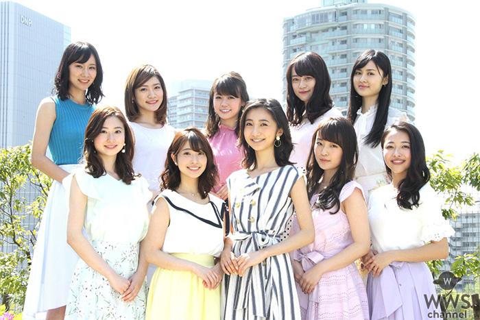 芸能界に新たな風を巻き起こす、レプロエンタテインメントに女子大生部門「CAMPUS ROOM」誕生!!