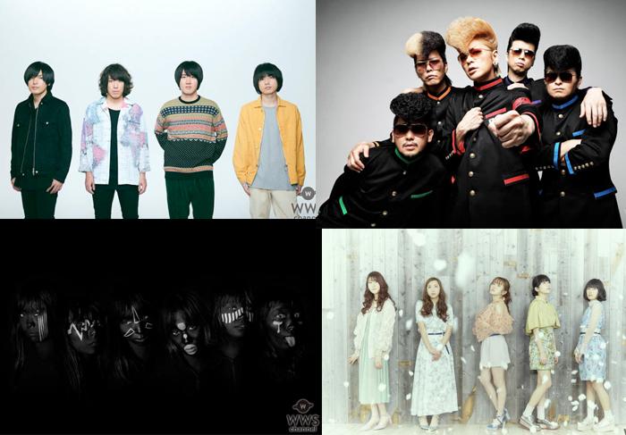 """週刊少年ジャンプ×音楽""""の融合「JUMP MUSIC FESTA」出演アーティスト第一弾にKANA-BOON、氣志團、BiSH、Little Glee Monsterが決定!"""