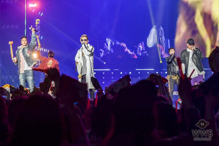 【ライブレポート】DOBERMAN INFINITYが熱狂の中へ連れだす刺激的なエレクトロダンスチューンで魅了!<TOKYO GIRLS MUSIC FES. 2018>