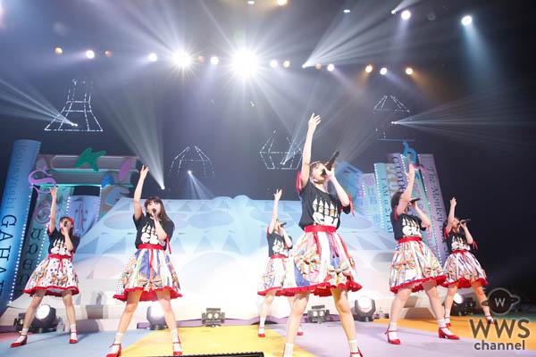 【SMEレコーズ】エビ中、メンバー6人で初の全国ホールワンマンツアーをスタート!6月6日発売の新曲「でかどんでん」も初披露!