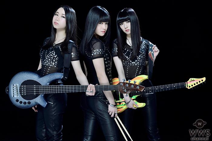 女子高生ロックバンドDROP DOLL、女子高生バンドのためのロックフェス開催!
