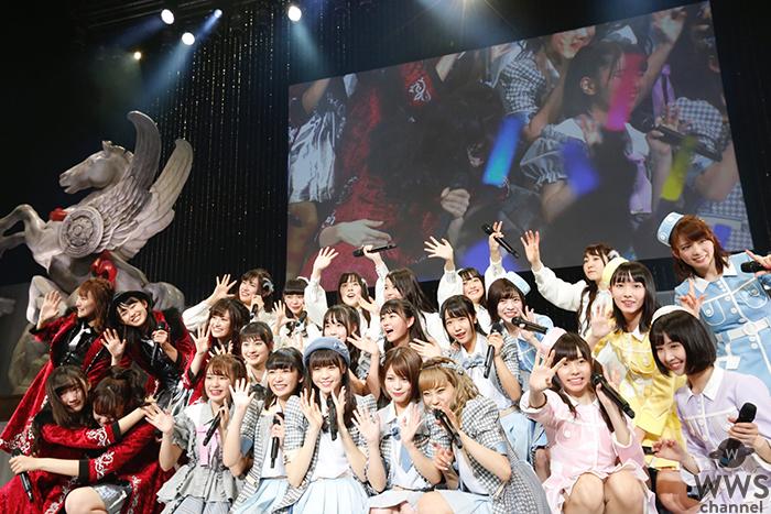 ラストアイドル 2ndシングル発売記念コンサートを開催!2期暫定メンバーもライブ初お披露目!急遽メンバー3名が卒業発表