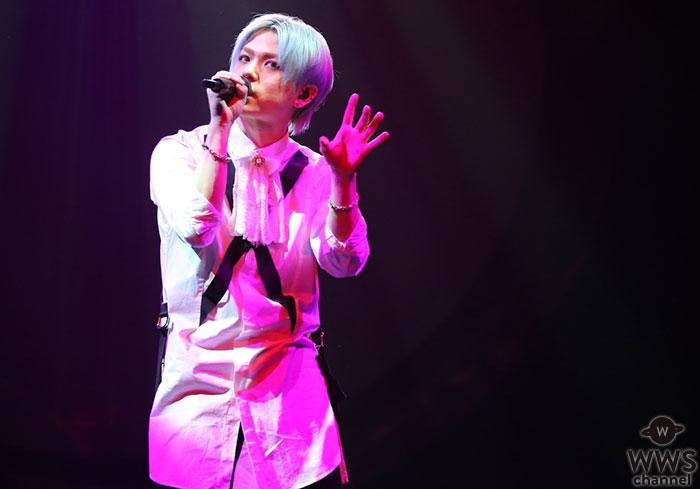 Shuta Sueyoshi 初ソロライブツアー終幕!初の武道館LIVEでツアーのファイナルを締めくくる!サプライズで新曲を初披露!