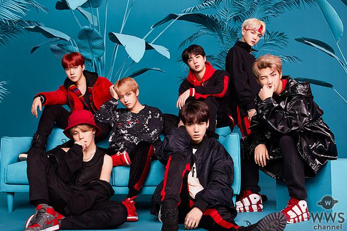 BTS (防弾少年団)、Japan 3rd Album『FACE YOURSELF』 邦楽作品で異例の全世界同時刻配信 決定!