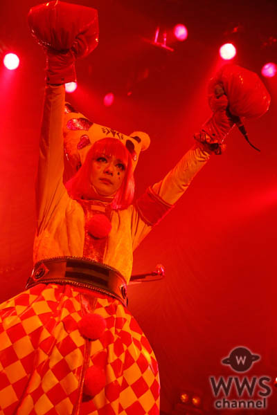 【ライブレポート】サイコ・ル・シェイム、光と闇をテーマにした全国2DAYSツアーが豊洲PITで完結!