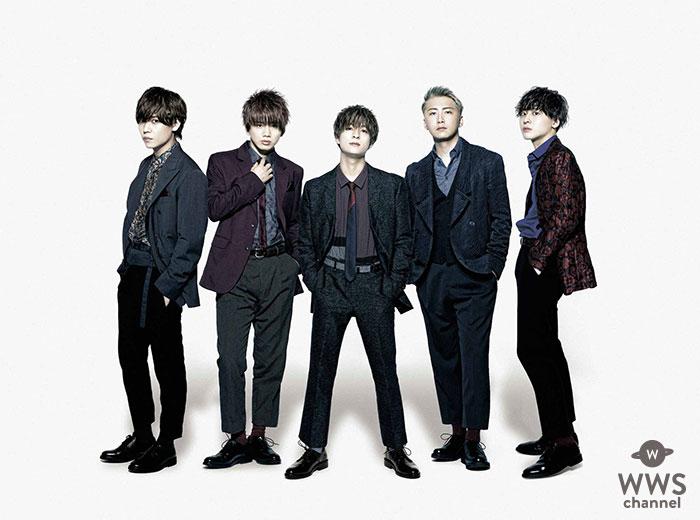 Da-iCE(ダイス)、5月19日(土)放送のフジテレビ系「MUSIC FAIR」に 初出演!デビュー5周年イヤー第2弾シングル 『FAKESHOW』をTV初披露!!