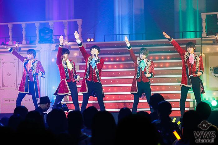 今まで以上の激しいパフォーマンスを魅せた、M!LKの新たな扉を開いたツアーファイナル公演