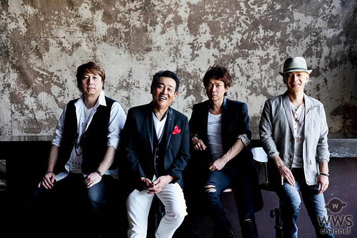 TUBE、記念すべき30回目の横浜スタジアムでのライブ「TUBE LIVE AROUND SPECIAL 2018」の日程を発表!