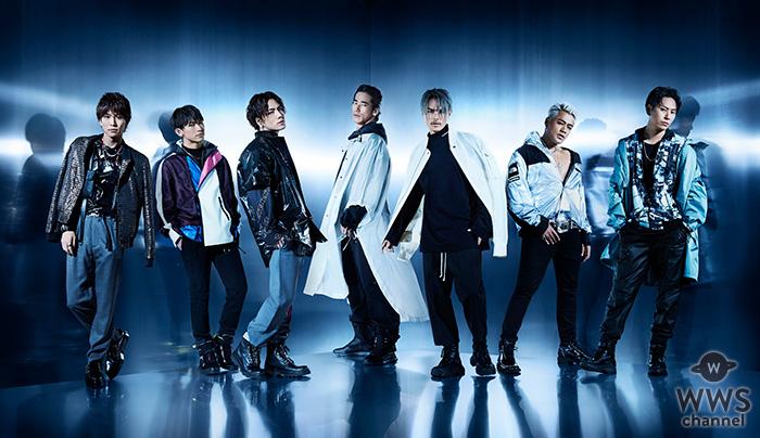 三代目 J Soul Brothers、新アルバム「FUTURE」収録の新曲がストリーミングチャート二冠獲得!
