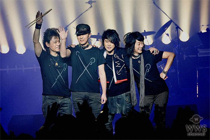 T-BOLAN 7月10日中野サンプラザで 新曲を本邦初披露!!『T-BOLAN 30th Anniversary LIVE「the Best」〜励〜』開催!