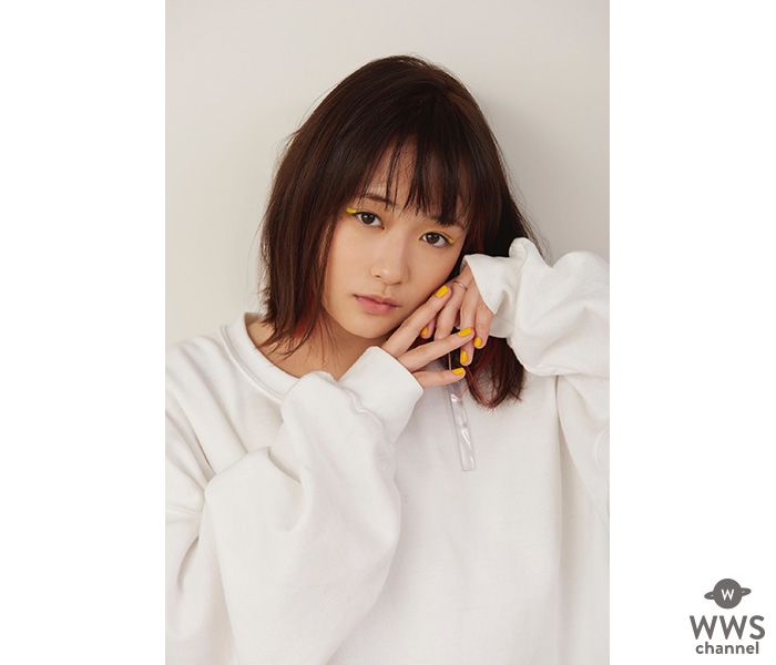 大原櫻子、2年振りのアルバム「Enjoy」のアートワークと収録詳細を発表!