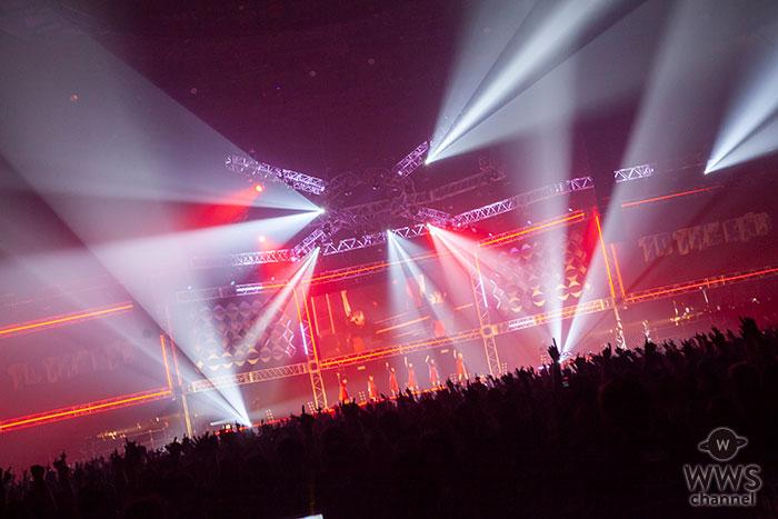 BiSH、横浜アリーナワンマン公演より新曲「HiDE the BLUE」のライブ映像をフル公開!!