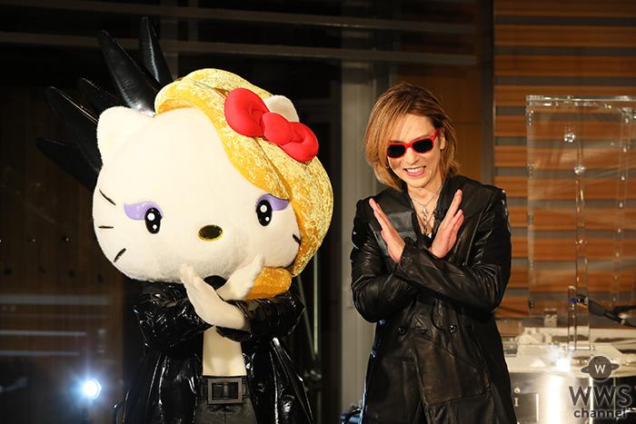 2018年サンリオキャラクター大賞の中間発表で「yoshikitty」がなんと3位にランクイン!! 実在の人物がモデルのキャラクターが前代未聞のチャートイン!