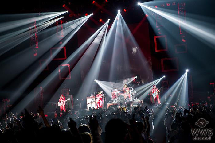 """SCANDALが3月からのホールツアーを完走!デビュー10周年を迎える今秋からのSCANDAL TOUR 2018 """"感謝祭"""" の開催を発表!"""
