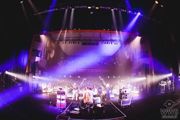 yonige、地元大阪・寝屋川で初のホールワンマン大成功!新曲も披露! さらに東名阪Zepp含む全国ワンマンツアー開催を発表!