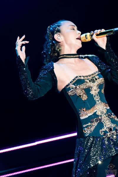 引退惜しまれる安室奈美恵、涙のアジアツアーファイナル公演! 全国ドームツアーファイナルもいよいよ来月開催!