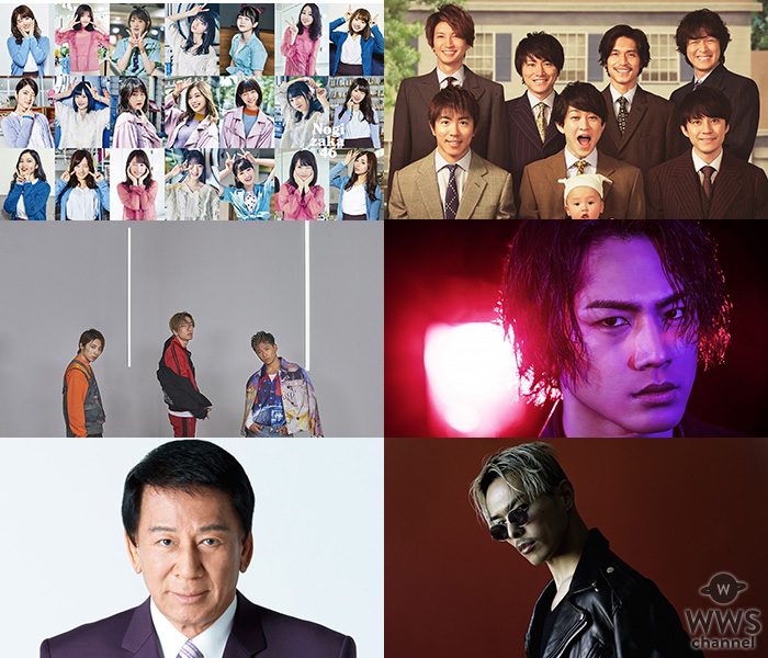 第2回ASEAN音楽祭決定!日本からは関ジャニ∞、乃木坂46、W-inds.、三代目JSBの今市隆二、登坂広臣ら豪華出演者の夢の共演!