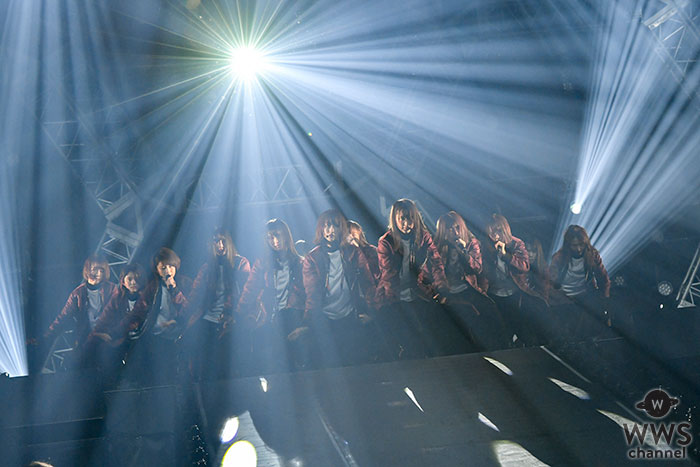 【ライブレポート】ビバラポップ!のステージに欅坂46が登場!まさかの4人欠席のステージでもパーフェクトなフォーメーションで9曲を披露。