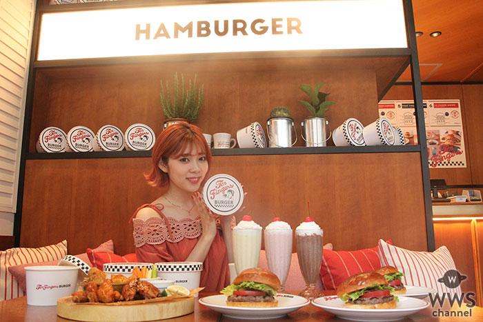 【写真特集】現役女子大生・Ramがアメリカンサイズのハンバーガーから韓国老舗店のチーズダッカルビまで堪能!GEMS三軒茶屋が6/3にオープン!
