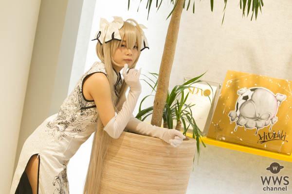 【写真特集】チャイナ衣装がセクシーなコスプレイヤーが集結!<コスプレシティ撮影会>