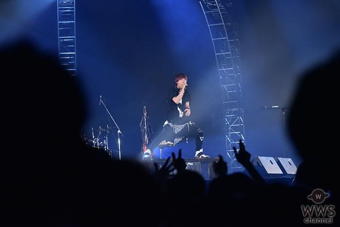 SPYAIRが東京ストリートコレクションのライブステージに登場!