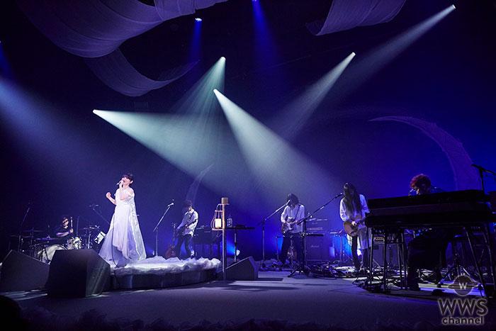 家入レオが6度目となる全国ツアーがついにスタート! さらに、この日初披露となった新曲「あおぞら」ライブ映像を特別公開!