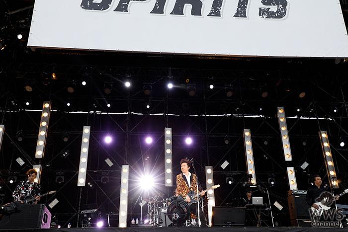 【ライブレポート】hideメモリアルライブイベントに布袋寅泰が登場! 「20年ぶりにhideくんに会うようなつもりで演奏できることが嬉しい」 ギターに愛を込めてhideとの初セッションを実現!