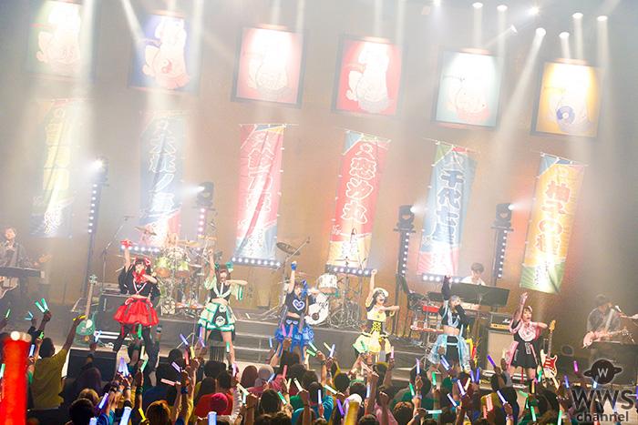 バンドじゃないもん!ホールツアーファイナル・NHK大阪ホール公演で「一緒にバンドじゃないもん!を伝説にして下さい!」