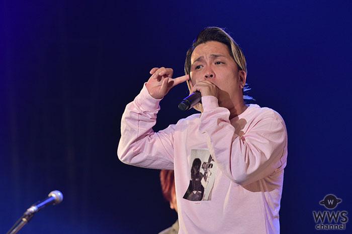 【ライブレポート】結成20周年の175Rが東京ストリートコレクションに登場!「俺たちには青春があるってこと。青春パンク、楽しんでください!」
