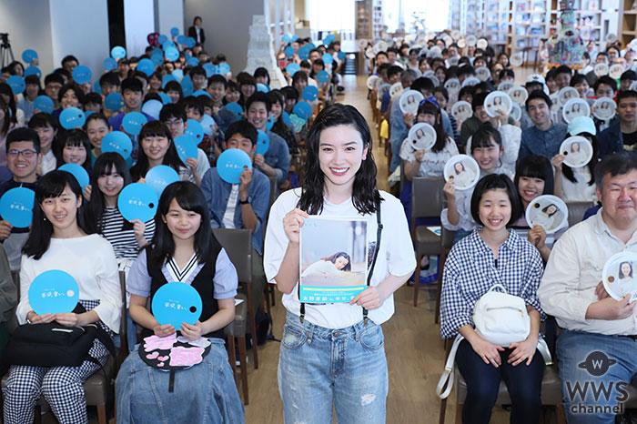 永野芽郁が「半分、青い。」秘話を告白!! 「朝ドラに出られるなら鈴愛という役しかないと思った」。豊川悦司のサプライズメッセージにも感激!!