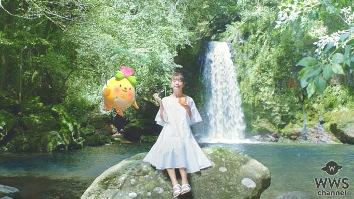 藤田ニコル出演!たらみが5月7日よりTVCM公開および、たらみ健康ゼリー記念キャンペーン開催!