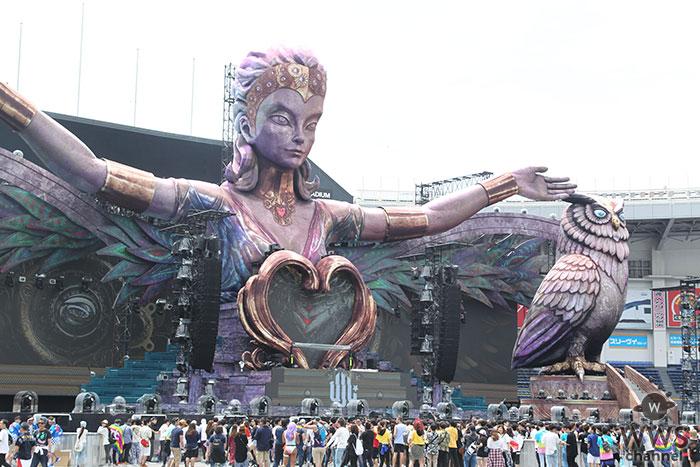 世界最大級のエレクトロニック・ダンスミュージックフェスティバル 「EDC Japan 2018」 開催!