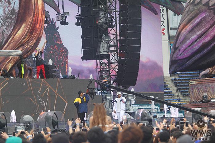「EDC Japan 2018」 PKCZ®ライブステージに三代目JSB・登坂広臣、CRAZYBOY、Crystal Kayらがシークレットゲストで登場で圧巻のライブパフォーマンス!