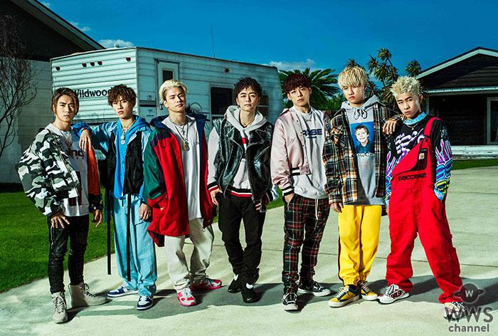 LDHの新ユニットが発表! 全員が歌って踊る7人組ダンス&ボーカルユニット「BALLISTIK BOYZ」結成!