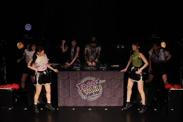 たこやきレインボー、夏の東西野音2DAYSライブ決定!DJ KOO&なにわンダーたこ虹バンドも参加!