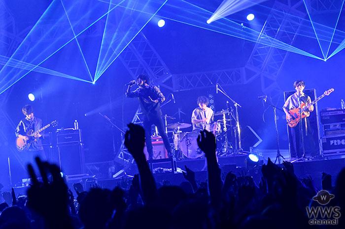 【ライブレポート】フレデリックがVIVA LA ROCK 2018のメインステージに登場!オンリーワンの下克上ステージを展開!