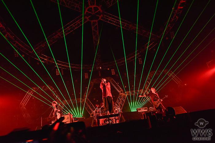 THE ORAL CIGARETTESがVIVA LA ROCK 2018 2日目のトリに登場!轟音ライブで新時代の幕開けを宣言