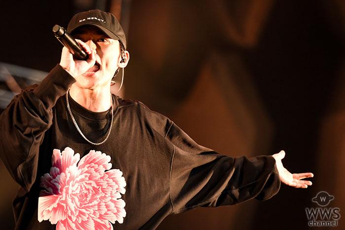 【ライブレポート】SKY-HIがVIVA LA ROCK 2018に登場!SALU、KEN THE 390、R-指定、ぼくりり、亀田誠治もゲストに登場!