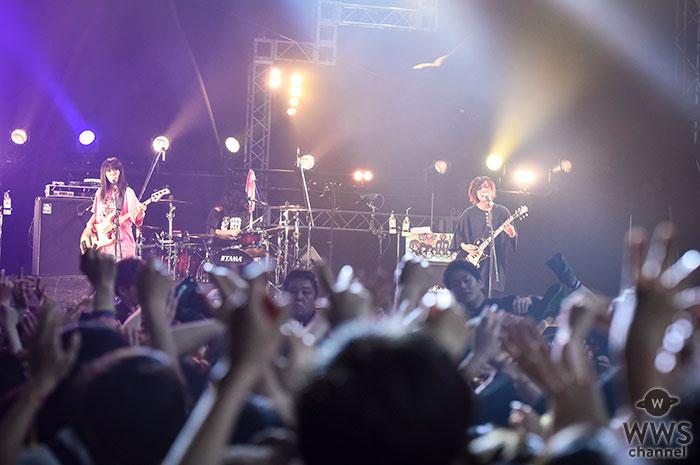 【ライブレポート】ヤバイTシャツ屋さんがVIVA LA ROCK 2018で約1ヶ月半ぶりにライグを披露!