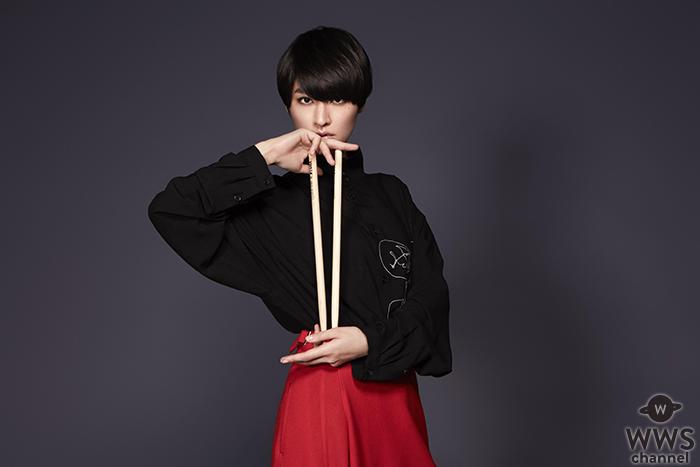 シシド・カフカ 数々のセッション楽曲とオリジナル楽曲を収録したニューアルバムが発売決定!